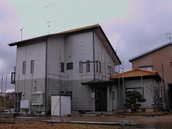 北本邸 - before
