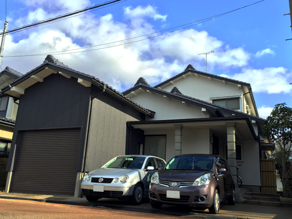 石田邸 - after