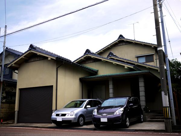 石田邸 - before